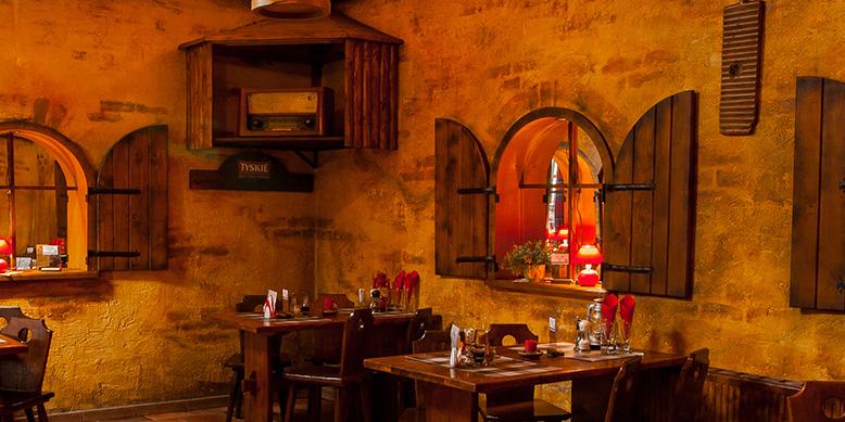 Polskie Ranczo Steki Wołowina Restauracja Pub
